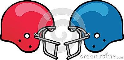 Gridiron Helmets