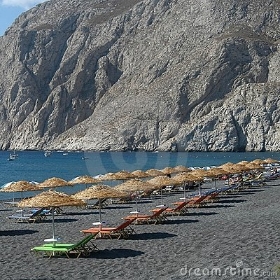 Griechischer Strand