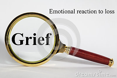Grief Concept
