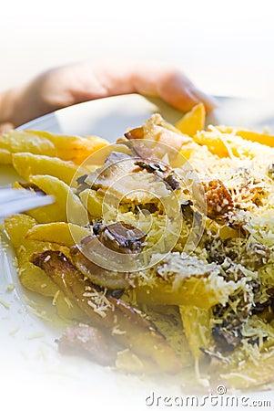 Grieks voedsel