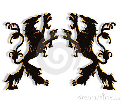 Griffin 3D legendary creatures