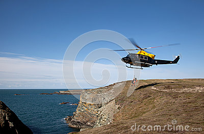 Griffin Helicopter