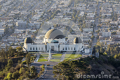 Griffith Park Observatory Editorial Photography