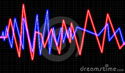 Griglia con la forma d onda 5