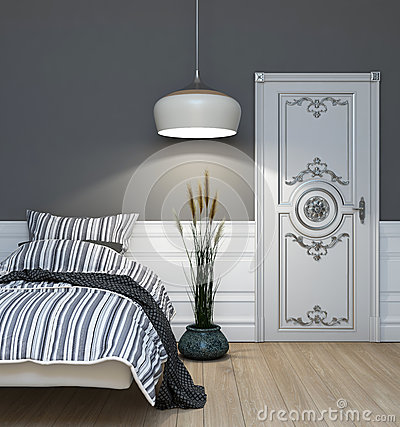Grijze slaapkamer digtotaal - Grijze slaapkamer ...