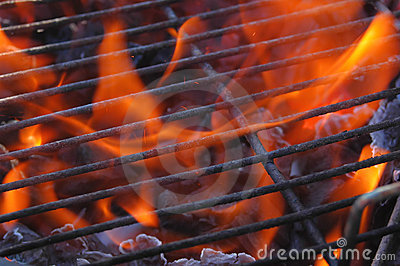 Grill & Flames