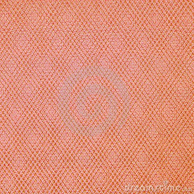 Grill Weave Texture Background - Orange