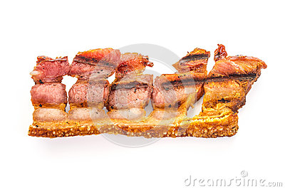 Grilled  Bacon Rasher