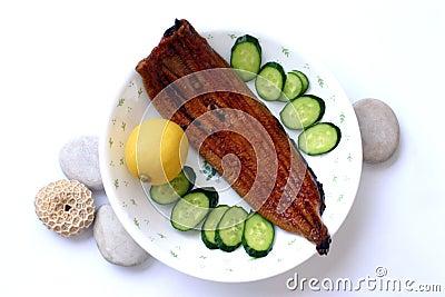 Grilled eel / Unagi, japanese