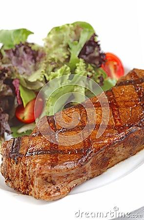 Grilled steak - Juicy beef