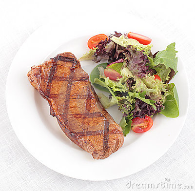 Grilled steak - Juicy beef