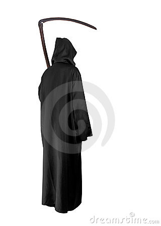 Free Grim Reaper Royalty Free Stock Photos - 10541218