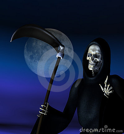 Free Grim Reaper Stock Photos - 123063