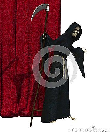 Grim Reaper - Final Curtain