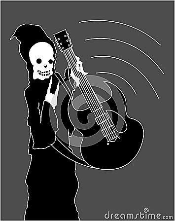 Grim Reaper Rocker