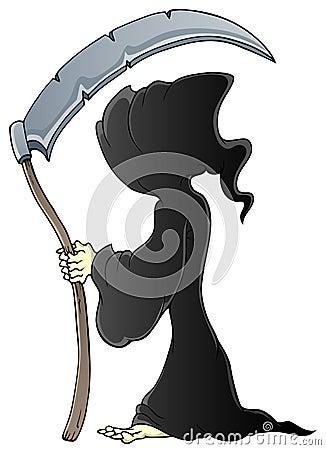 Grim reaper theme image 1