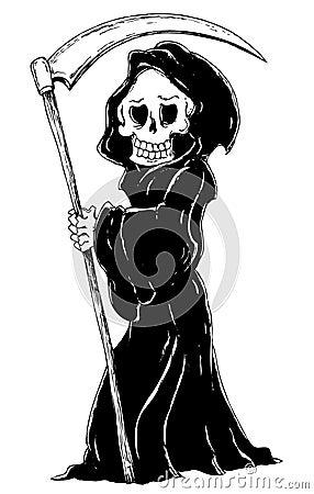 Grim reaper theme image 4