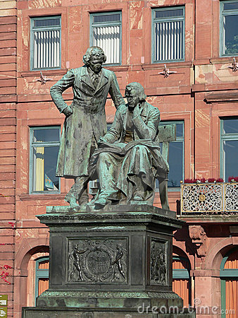 Grimm Brothers, Germany