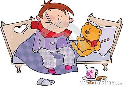 Grippe-Jahreszeit