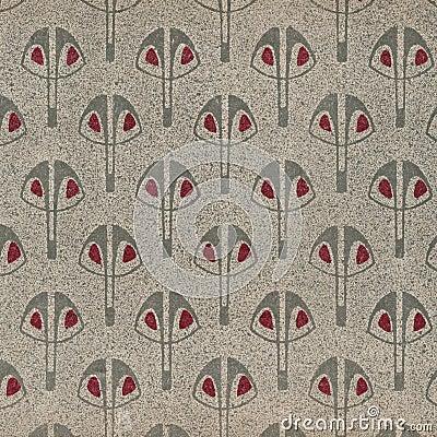 gris de papier peint de vintage images libres de droits image 31289519. Black Bedroom Furniture Sets. Home Design Ideas
