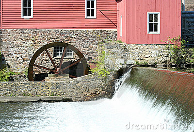 Grist mill