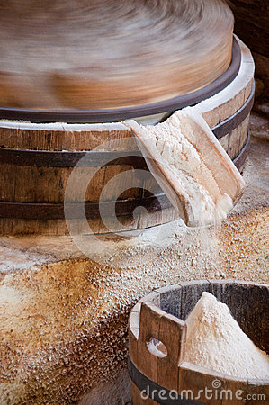 Grist Mill Royalty Free Stock Photography - Image: 25225767