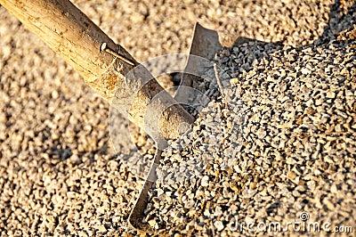 Grit wit shovel