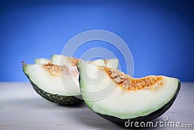 Grüne Melone