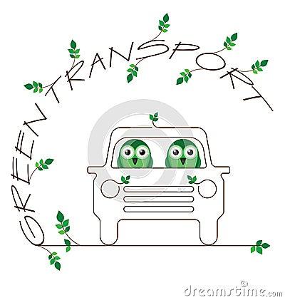 Grüner Transport