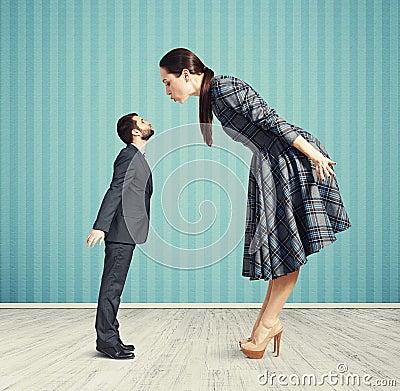 Große Familie Vektor Abbildung - Bild: 42813872