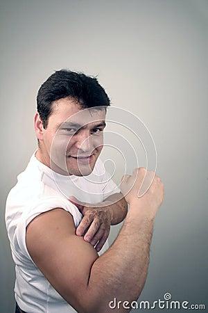 Große Muskeln