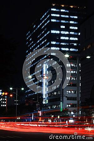 Große Stadtnacht