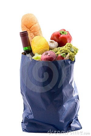 Free Groceries Stock Photo - 3090060