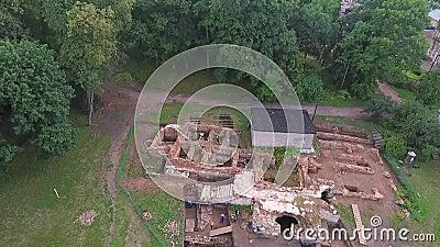 Sevanavank-Kloster Von See Sevan, Armenien Stock Footage ...
