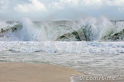 Große Welle