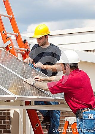 Groene Banen - Zonne-energie