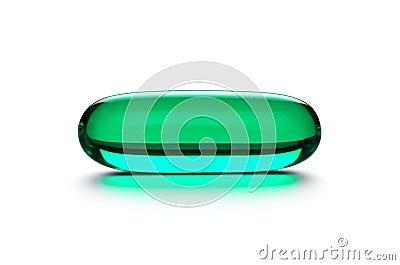 Groene pil