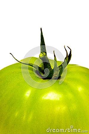 Groene tomatoe