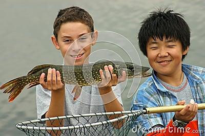 Großer Pike
