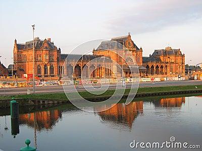 Groningen central station