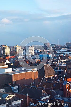 Groningen  cityscape