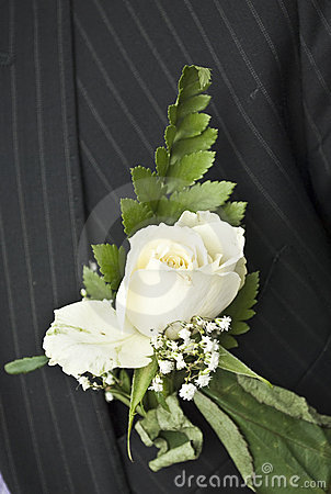 Groom s bouquet