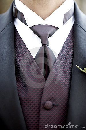 Groom s Suit Detail