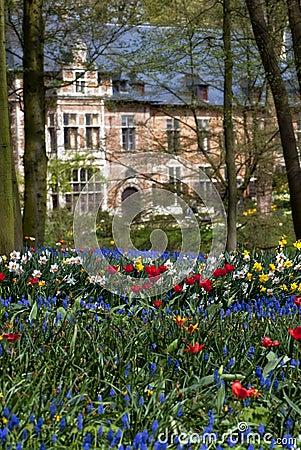 Groot-Bijgaarden Gardens, Belgium