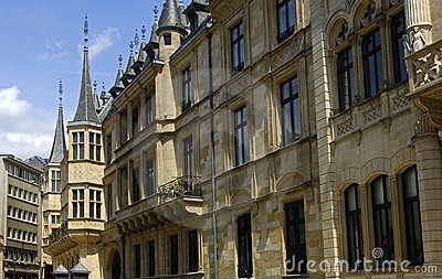 Groothertogelijk Paleis Luxemburg