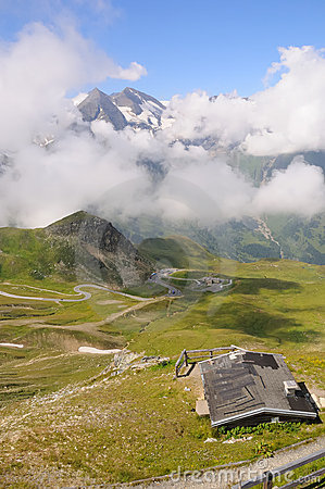 Grossglockner Alpine Road no.2