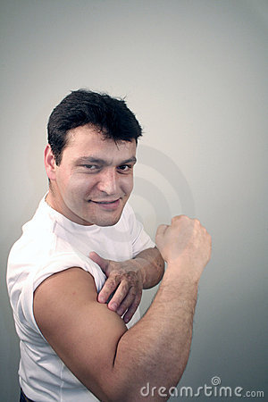 Grote spieren