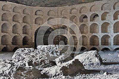 Grotto famoso del Chaliapin