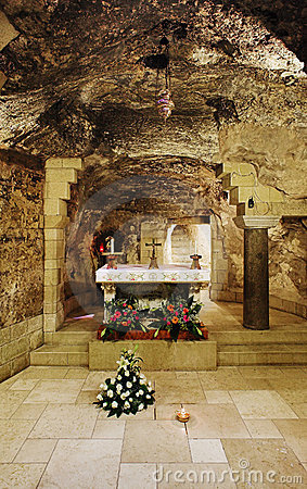 Free Grotto Of The Virgin Mary, Nazareth Stock Photos - 14007593