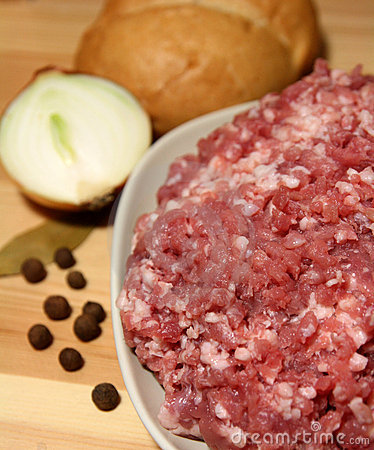 Free Ground Meat Stock Photos - 3842033